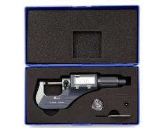 0-25mm Panme điện tử đo ngoài Shinwa 79523