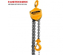 1 tấn Pa lăng (bá lăng) 1 dây xích 3m INGCO HCBK0201