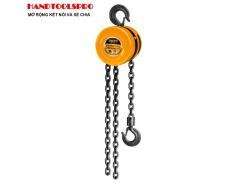 1 tấn Pa lăng (bá lăng) xích 3m INGCO HCBK0101