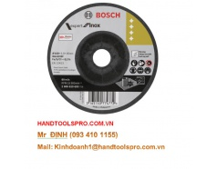 100 x 2 x 16mm Đá mài inox Bosch 2608620690 (hộp 25 viên)