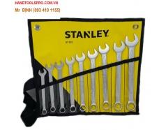 10-19mm Bộ cờ lê 9 chi tiết Stanley 87-033