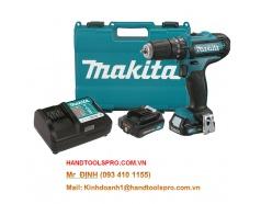10.8V Máy khoan vặn vít dùng pin Makita HP331DSYE