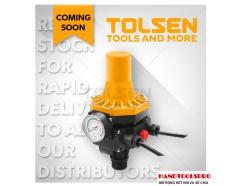 1100W Máy bơm nước điều khiển tự động Tolsen 79969