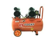 1100W Máy nén khí không dầu TOCKY dung tích 50L TK5502