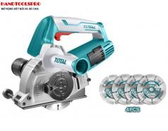 125mm Máy cắt rãnh tường 1500W Total TWLC1256