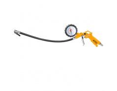 12bar Đồng hồ đo áp suất khí INGCO ATG0601