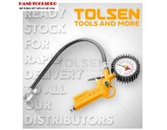 12bar Đồng hồ đo áp suất khí TOLSEN 73193