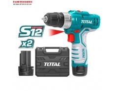 12V Máy khoan dùng pin Lithium TOTAL TDLI1232