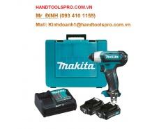 12V Máy vặn vít dùng pin Makita TD110DSAE