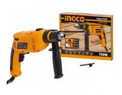 13mm Máy khoan búa 750W INGCO ID7508E