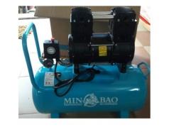 1500W Máy nén khí không dầu Minbao MB-O50L