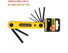1.5-6mm Bộ lục giác 7 cây Stanley 69-261