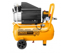 1.5KW Máy nén khí có dầu 24L INGCO AC20248T