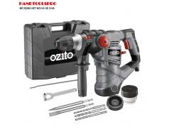 1600W Máy khoan bê tông 3 chức năng mũi gài Ozito RHD-1600