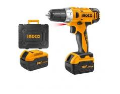 18V Máy khoan và vặn vít dùng pin Ingco CDLI228180