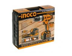 18V Máy khoan vặn vít dùng pin INGCO CIDLI228180