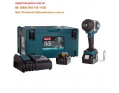 18V Máy siết bu lông dùng pin Makita DTW1002RTJ