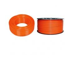 200m Cuộn dây hơi PU màu cam dẫn khí nén Đài Loan BARKER PU-PUBE4*6*200M