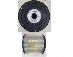 200m Cuộn dây hơi PU màu trắng  dẫn khí nén Đài Loan BARKER PU-PUBE4*6*200M