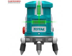 20m Máy cân mực 5 tia laser màu xanh Total TLL305205