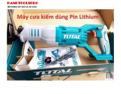 20V Máy cưa kiếm dùng pin Total TRSLI1151