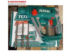 20V Máy khoan bê tông dùng pin Total TRHLI1601