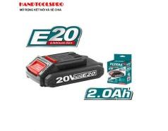 20V/2Ah Pin Lithium-Ion E20 Total TBLIE2001