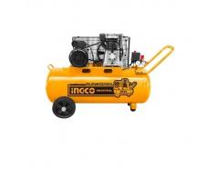 2.2KW Máy nén khí dây curoa 100L INGCO AC301008T