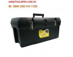 24 inch Thùng đựng đồ nghề móc khóa kim loại Stanley STST24113