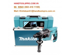 24mm Máy khoan búa 800W Makita HR2470
