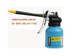 250g Bình bơm nhớt ống nhựa đen BERENT BT9022