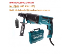 26mm Máy khoan búa 800W Makita HR2630T