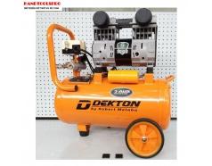 2HP Máy nén khí không dầu dung tích 30 lít  DEKTON DK-3930