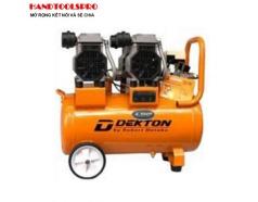 2HPx2 Máy nén khí không dầu dung tích 50 lít  DEKTON DK-3950