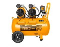 2x600W Máy nén khí không dầu 50L INGCO ACS215506T