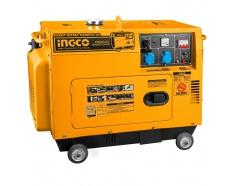 3.0KVA Máy phát điện động cơ dầu INGCO GSE30001