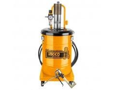 30L Máy bôi trơn dầu mỡ 400bar INGCO AGL02301