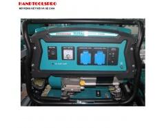 3.5KW Máy phát điện động cơ xăng Total TP135006