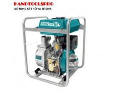 8.3HP Máy bơm nước chạy dầu Total TP5402
