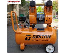 3HP Máy nén khí không dầu dung tích 50 lít  DEKTON DK-6950