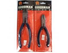 4-1/2″ Kìm cắt cán xanh Goodman 95-204