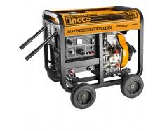 4.6KVA Máy phát điện động cơ dầu INGCO GDW65001