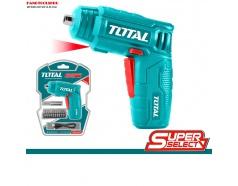 4V Máy siết vít dùng pin Total TSDLI0402
