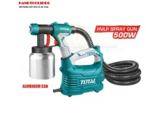 500W Máy phun sơn bình nhôm Total TT5006-2