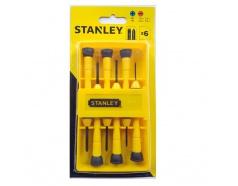 6 chiếc Bộ tô vít điện tử Stanley 66-052 (STHT66052-8)