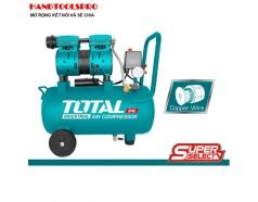 600W Máy nén khí không dầu 24Lít Total TCS1075248T