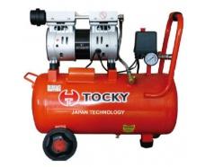 600W Máy nén khí không dầu TOCKY dung tích 24L TK600-24L