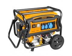 6.5KVA Máy phát điện động cơ xăng INGCO GE65006