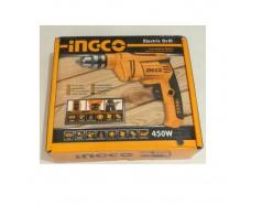 6.5mm Máy khoan điện 450W INGCO ED4508E