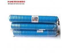 6m Cuộn dây hơi xoắn dẫn khí nén 6.5x10mm Hàn Quốc KOREEL S6106X